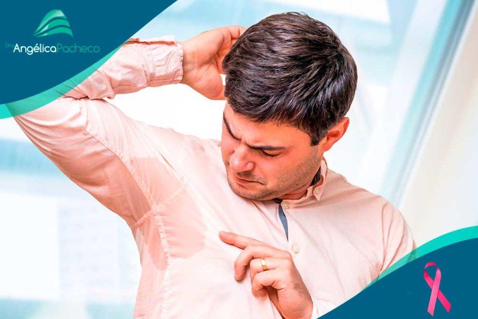 Hiperidrose: como lidar com esta incômoda condição   Dra. Angélica Pacheco