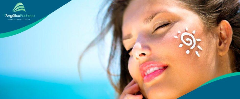 protetor solar indispensavel para evitar o envelhecimento precoce