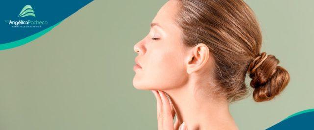 Saiba como diminuir a flacidez do pescoço de forma eficaz.